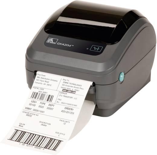 Etikettierung mit WLAN-Druckern